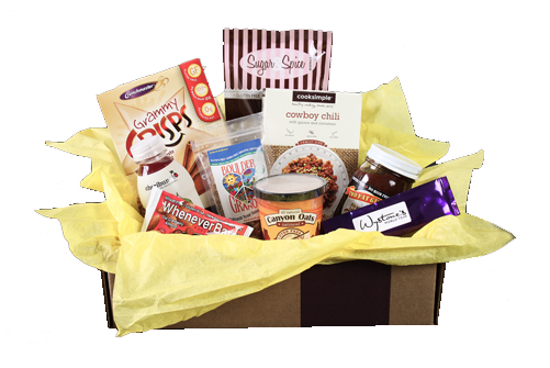 Gluten Free Subscription Box